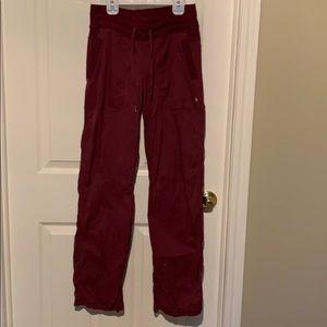 Lululemon dance studio pants size 6